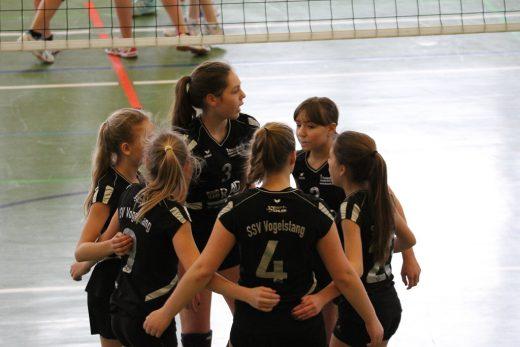 U16 beim VL-Spieltag in Reilingen
