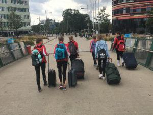 Ankunft im Hamburger InselPark